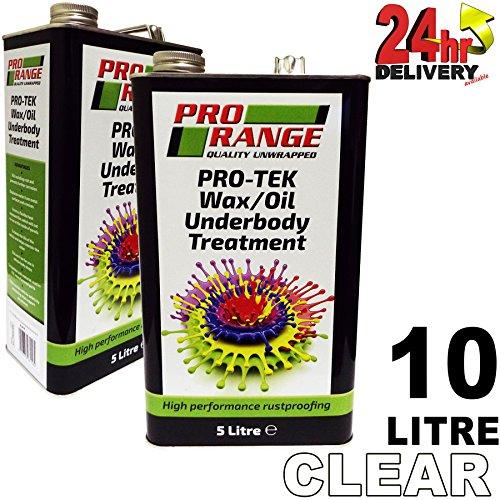 pro-range-clear-waxoil-excellent-rustproof-protection-coating-10-litre-2-x-5l-cans-pro-tek-wax-oill-