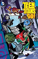 Teen Titans Go Truth Justice Pizza TP