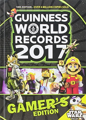 Guinness World Records 2017, Gamers Edition (Turtleback School & Library Binding Edition) by Guinness Editors (2016-08-30)