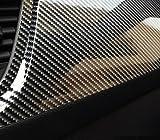 aoauto® 50x 200cm Auto Aufkleber 5D Farbe ändern Auto außen Carbon Zubehör Innen Film Auto Styling