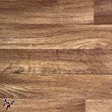 Pavimento in pvc effetto legno Altezza 100 cm pavimento pvc legno per interno esterno PREZZO AL MQ! pavimento pvc parquet alta resistenza adatto a tutti gli spazi abitativi (ALPI NOCE)