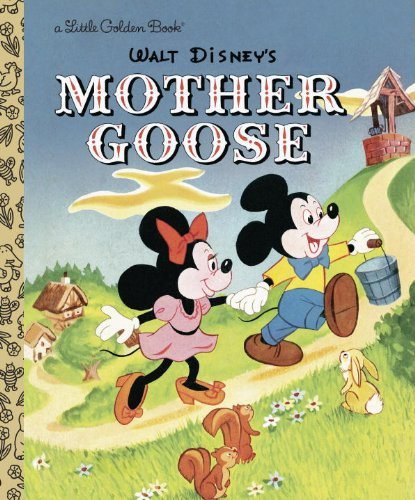 Mother Goose (Disney Classic) (Little Golden Books)