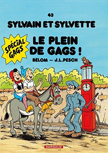 Sylvain et Sylvette - tome 43 - Plein de gags (Le)