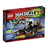 LEGO Ninjago 70733 Blaster Bike Building Kit by LEGO
