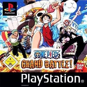 One Piece Grand Battle ! PS1 PAL