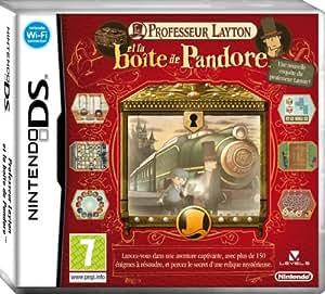 Professeur Layton et la boîte de Pandore