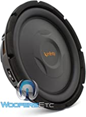 infinity 12-inch Single Voice Coil Car Subwoofer