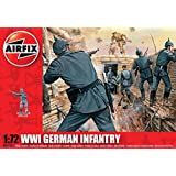 Airfix A01726 WWI German Infantry 1:72 Scale Series 1 Plastic Figures