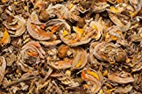 #3: Go Natural 100% Dried Tesu flowers/Palash Flower with Sandalwood Fragrance For Holi color/Holi Celebration