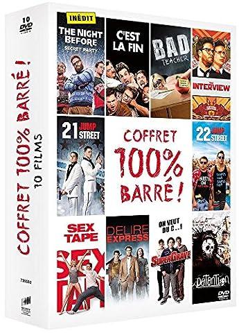 Coffret 100% barré ! - 10 films