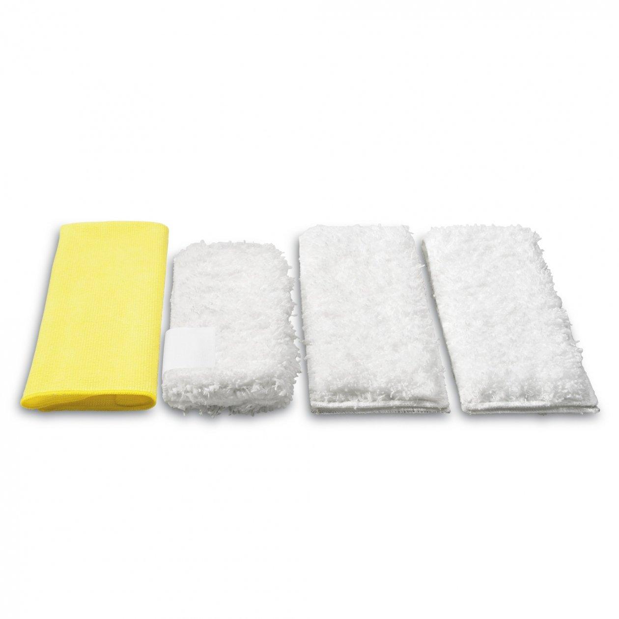 karcher set de nettoyage pour la salle de bain pour nettoyeurs ... - Nettoyeur Vapeur Salle De Bain