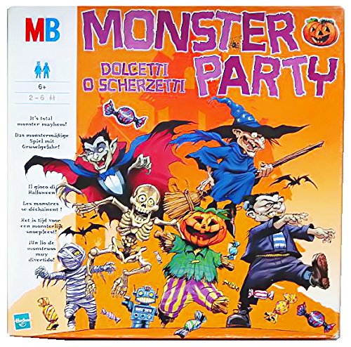 MB - Milton Bradley 40703186 - Monster Party
