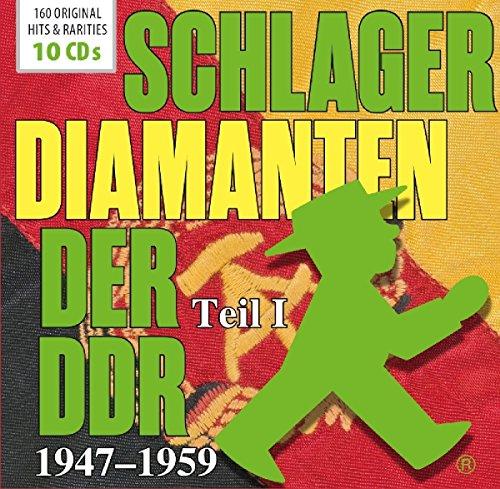 Preisvergleich Produktbild Schlager Diamanten der DDR 1947 - 1959