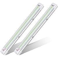 AMBOTHER Luci Interne 12V LED Strip Lights 108 LEDs Bar Lampada Illuminazione Universale DC12V 4W per Auto Camper Van…