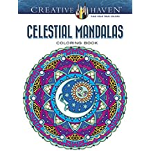 Creative Haven Celestial Mandalas Coloring Book (Creative Haven Coloring Books)