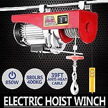 Autovictoria Polipasto Electrico Ascensor Overhead Polipasto Electrico 220v Cable Eléctrico Polipasto Garage Auto Shop