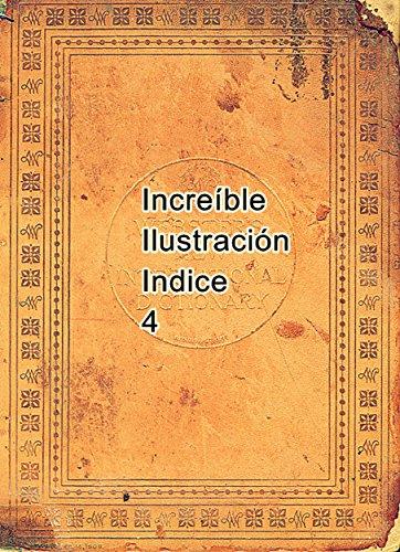 Increíble ilustración índice 4:La botánica (Memoria de hace cien años nº 21)