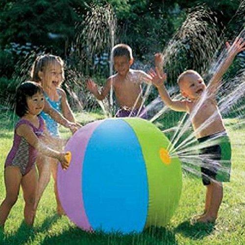 Balón grande, hinchable, Doolland, playa, verano