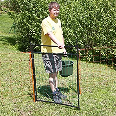 Ako Tor für Elektrozaun - Netze von Kerbl bei Du und dein Garten