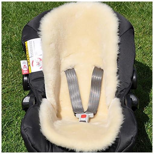 Baa Baby British Lambskin Liner White All Style