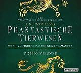 Phantastische Tierwesen und wo sie zu finden sind: von Newt Scamander