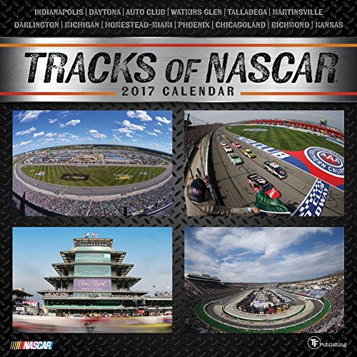 calendario-de-pared-tf-publishing-171199-2017-pistas-de-nascar