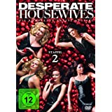 Desperate Housewives - Staffel 2: Die komplette zweite Staffel