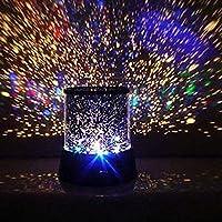 Yeni Acmebuy (TM) Hot geschenke. Romantic Cosmos Star Master LED projektör lamba gece lambası Çocuk hediye HGIH üretilmiştir.