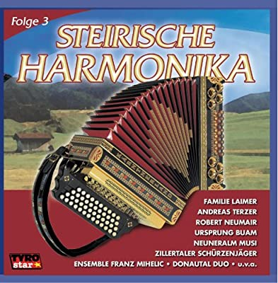 Steirische Harmonika-Folge 3 - Instrumental