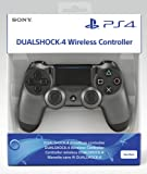 PlayStation 4: DualShock 4 Steel Black [Esclusiva Amazon]