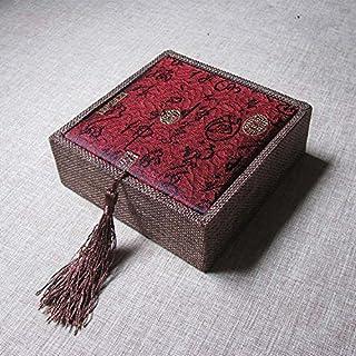 Alamor 1 Stücke Jade Armband Box Armband Verpackung Perle Box Schmuck Geschenk Box Verpackung Box Sammlung-A