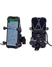 GrandPitstop Bike Mobile Holder with Charger