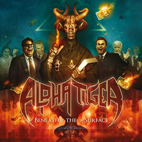 Beneath the Surface: Limited by ALPHA TIGER (2013-08-03)