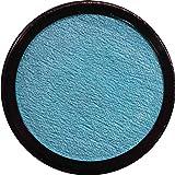 Eulenspiegel 180389 - Profi-Aqua Make-up Schminke - Perlglanz-Hellblau - 20 ml/30 g