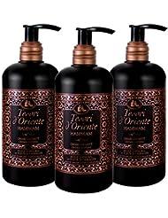 Tesori d Oriente Hammam Crème Lavant pour Mains 300 ml - Lot de 3 6787dd71791e