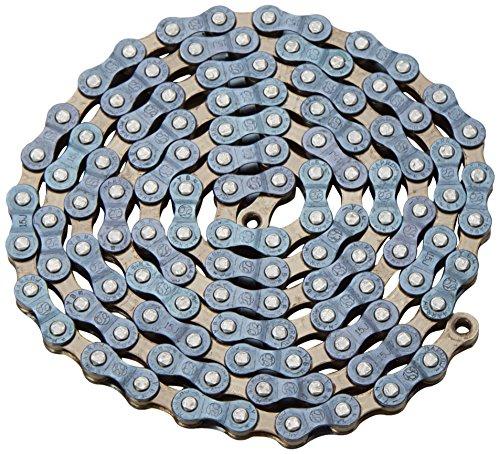Point Kette SL-260-1/2 x 3/32-116 Glieder - 7 Speed, schwarz, 10100605 - 10 Speed Fahrrad-kette