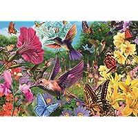 Ein Garten voller Kolibris - 1500 Teile by Disney - Comparador de precios