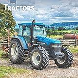 Tractors - Traktoren 2019 - 18-Monatskalender (Wall-Kalender)