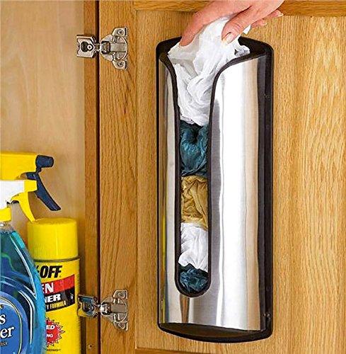 der R Bag S Speicher Halter Store R Recycle Staubbeutel Staubbeutel ST Kunststoff Tasche ESS Stahl Edelstahl ()