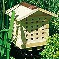 Beckmann WWL Wildbienen-Haus SBH1 von Beckmann - Du und dein Garten