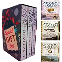 Poldark Series Winston Graham Collection Special Gift Box 3 Books Bundle