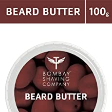 Bombay Shaving Company Beard Butter - 100 g (Wood)