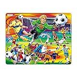 Larsen Puzzle US22 - Soccer / Fußball