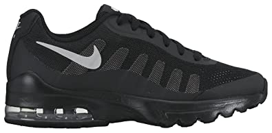 ced6ab82ac Nike Boys Air Max Invigor (GS) Trainers, Black (BlackWolf Nike Air Max  Invigor Mid ...