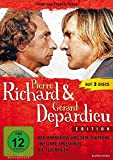 Pierre Richard & Gerard Depardieu Edition [3 DVDs] -