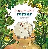 Mes p'tits albums - Esther reine des colères