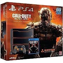 Console PS4 1 To + Call Of Duty: Black Ops 3 - Édition Limitée [Importación Francesa]