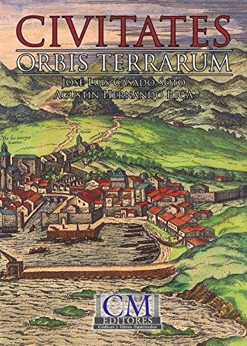 LIBRO DE ESTUDIOS DE CIVITATES ORBIS TERRARUM (COLECCIÓN ORBIS TERRARUM)