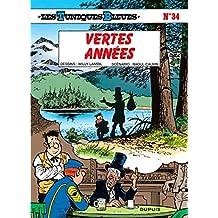 Les Tuniques bleues, tome 34 : Vertes années