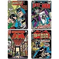 DC Comics–Batman Comic Covers, Set di (Superman Shot Glass)
